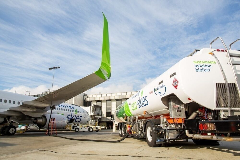 United Airlines Becomes Latest Airline To Trial BioFuel