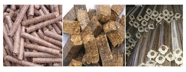 Advantages of biomass molded fuel