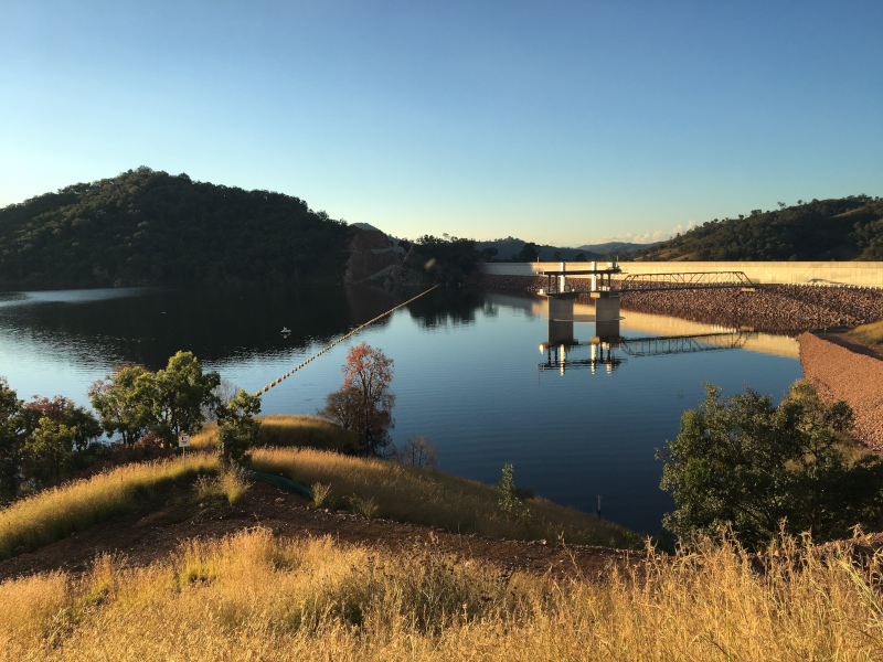 Dungowan is a 500MW pumped hydro energy storage (PHES) power project to be developed in New South Wales (NSW), Australia. Credit: General Electric Company.