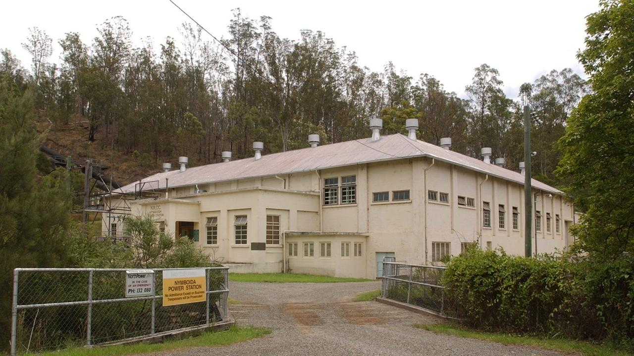 The Nymboida Hydro Electricity Station stopped generating power in 2013 after floods damaged key infrastructure.